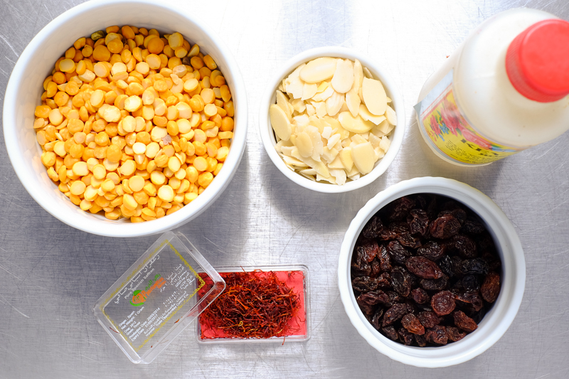 Toppings for Maqbous.